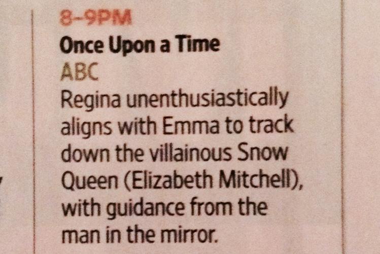 Once Upon A Time 4x05 Episode Description