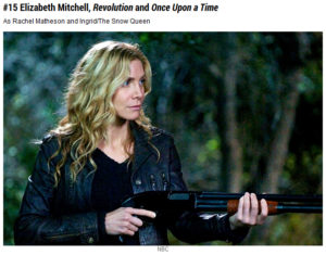 Elizabeth_Mitchell TV's 100 Sexiest Women of 2014