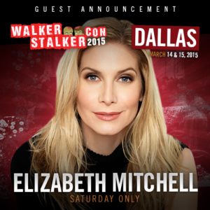 Walker Stalker Con march dallas