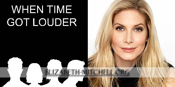 "Liz's New Project: ""When Time Got Louder"""