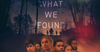 What We Found | DVD Details