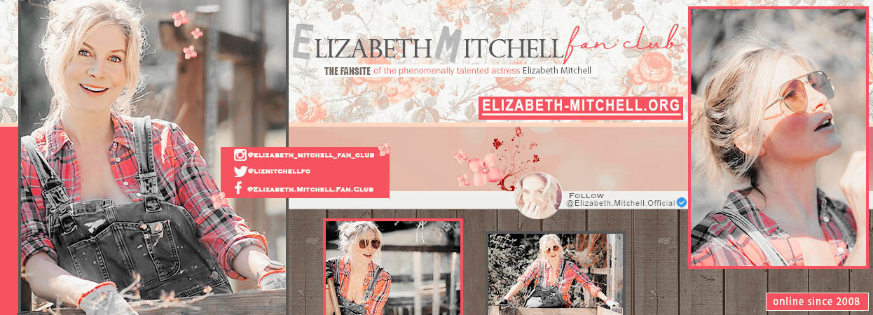 Elizabeth Mitchell Fan Club